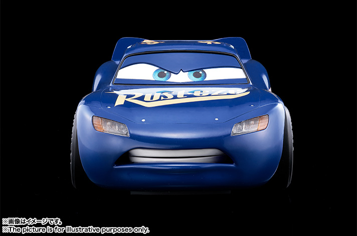超合金 Cars Fabulous LIGHTNING McQUEEN 08