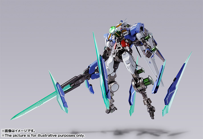 METAL BUILD Double O Quanta 11