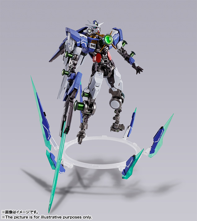 METAL BUILD Double O Quanta 12