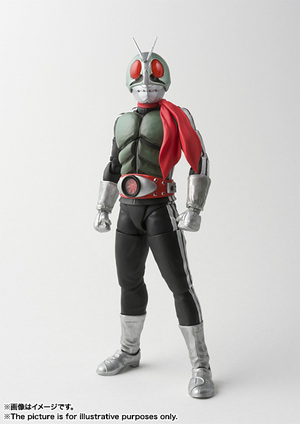 S.H.Figuarts(真骨彫製法) 仮面ライダー新1号 01