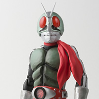SHFiguarts (true steel carving process) Kamen Rider New 1