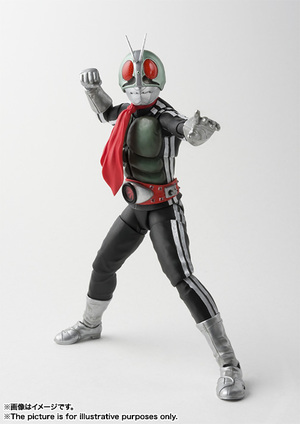 S.H.Figuarts(真骨彫製法) 仮面ライダー新1号 02