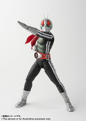 S.H.Figuarts(真骨彫製法) 仮面ライダー新1号 05