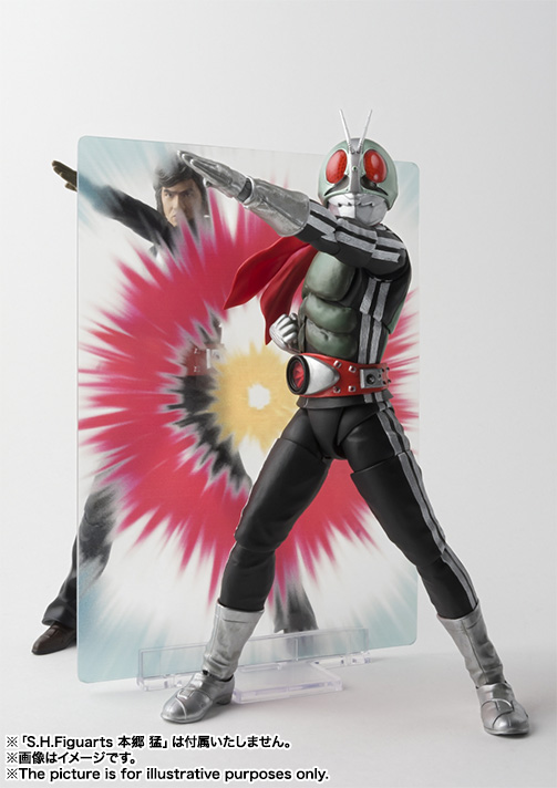 S.H.Figuarts(真骨彫製法) 仮面ライダー新1号 06