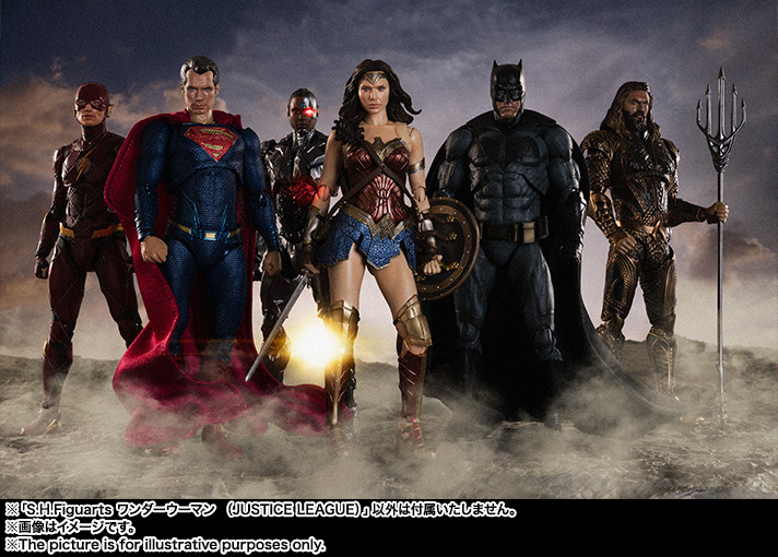 S.H.Figuarts ワンダーウーマン (JUSTICE LEAGUE) 11