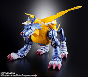 Super Evolution Soul 02 Metal Garurumon 01