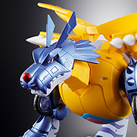 Super Evolution Soul 02 Metal Garurumon