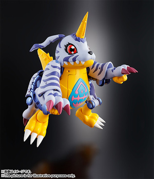 Super Evolution Soul 02 Metal Garurumon 03