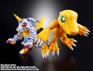 Super Evolution Soul 02 Metal Garurumon 04