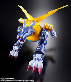 Super Evolution Soul 02 Metal Garurumon 07