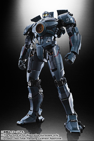 Soul of Chogokin GX-77 Gypsy Danger 01