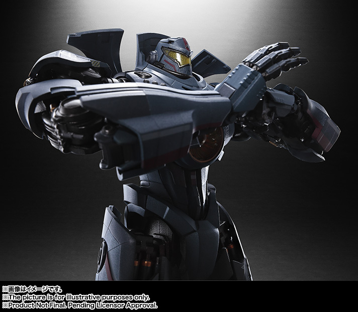 Soul of Chogokin GX-77 Gypsy Danger 02