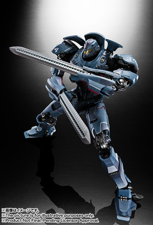 Soul of Chogokin GX-77 Gypsy Danger 05