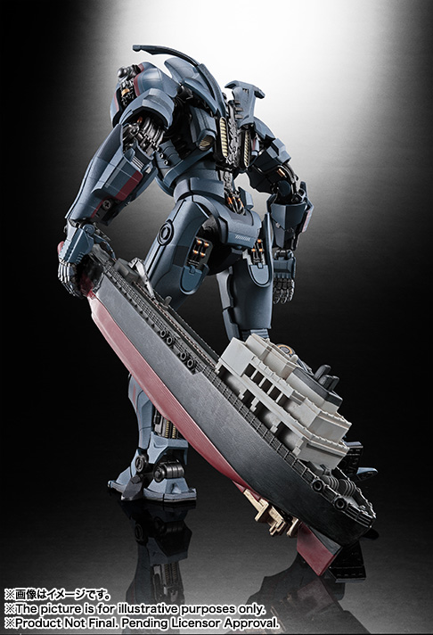 Soul of Chogokin GX-77 Gypsy Danger 06