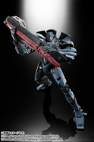 Soul of Chogokin GX-77 Gypsy Danger 07