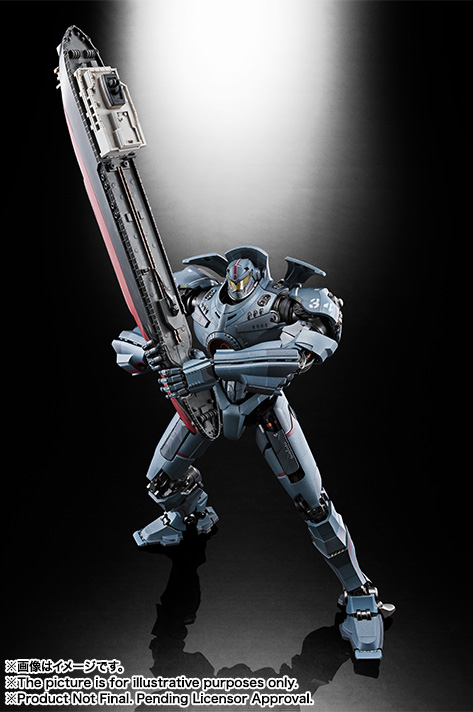 Soul of Chogokin GX-77 Gypsy Danger 08