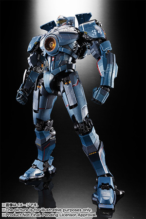 Soul of Chogokin GX-77 Gypsy Danger 09
