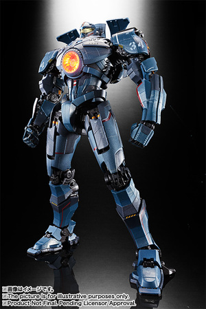 Soul of Chogokin GX-77 Gypsy Danger 10