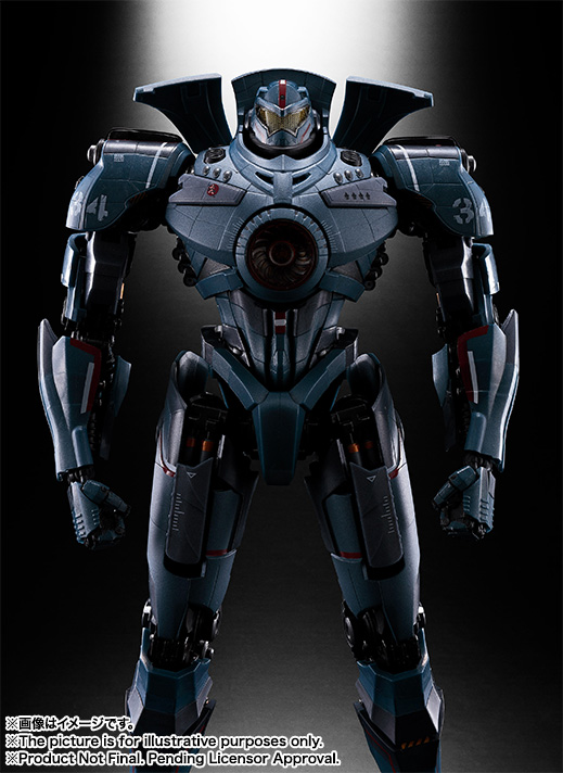 Soul of Chogokin GX-77 Gypsy Danger 15