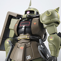 THE ROBOT SPIRITS 【抽選販売】<SIDE MS> MS-06 量産型ザク ver. A.N.I.M.E. ~リアルタイプカラー~