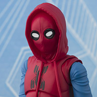 SHFiguarts Spiderman (Homecoming) Home Made Suit ver.