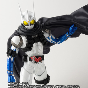 S.H.Figuarts(真骨彫製法) 仮面ライダーエターナル 01