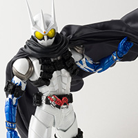 S.H.Figuarts(真骨彫製法) 仮面ライダーエターナル
