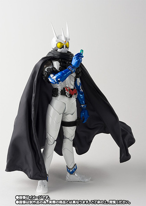 S.H.Figuarts(真骨彫製法) 仮面ライダーエターナル 04