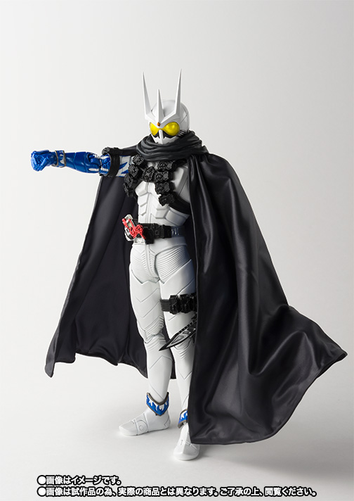 S.H.Figuarts(真骨彫製法) 仮面ライダーエターナル 05