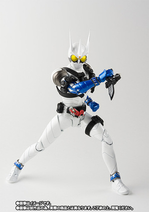 S.H.Figuarts(真骨彫製法) 仮面ライダーエターナル 08