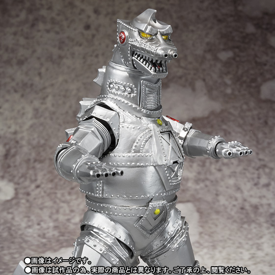 S.H.MonsterArts メカゴジラ(1974) 01