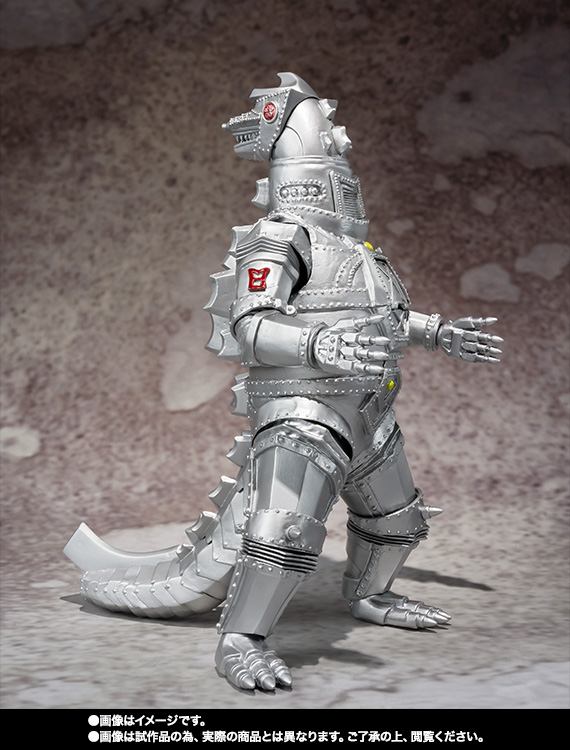 S.H.MonsterArts メカゴジラ(1974) 09