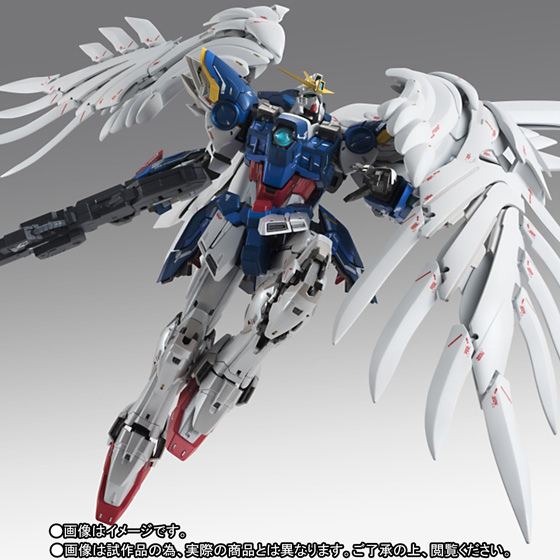GUNDAM FIX FIGURATION METAL COMPOSITE ウイングガンダムゼロ(EW版) 01