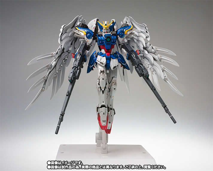 GUNDAM FIX FIGURATION METAL COMPOSITE ウイングガンダムゼロ(EW版) 07