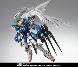 GUNDAM FIX FIGURATION METAL COMPOSITE ウイングガンダムゼロ(EW版) 08