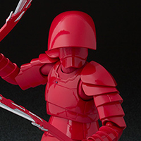 SHFiguarts Elite · Pretorian · Guard (double blade)