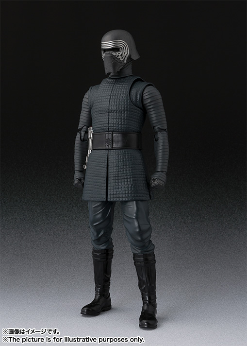 STAR WARS S.H.Figuarts - KYLO REN - The Last Jedi Item_0000012302_mKd9NeAY_05