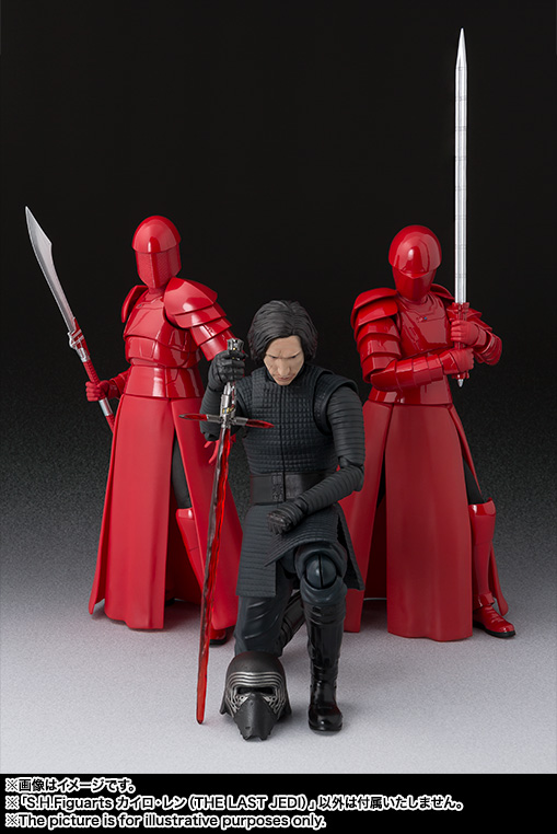 STAR WARS S.H.Figuarts - KYLO REN - The Last Jedi Item_0000012302_mKd9NeAY_08