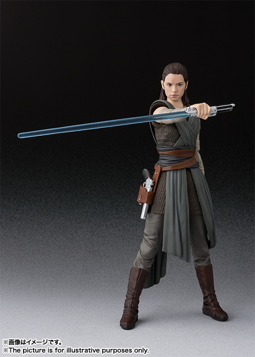 STAR WARS S.H.Figuarts - REY - The Last Jedi Item_0000012304_uLHZGISu_01