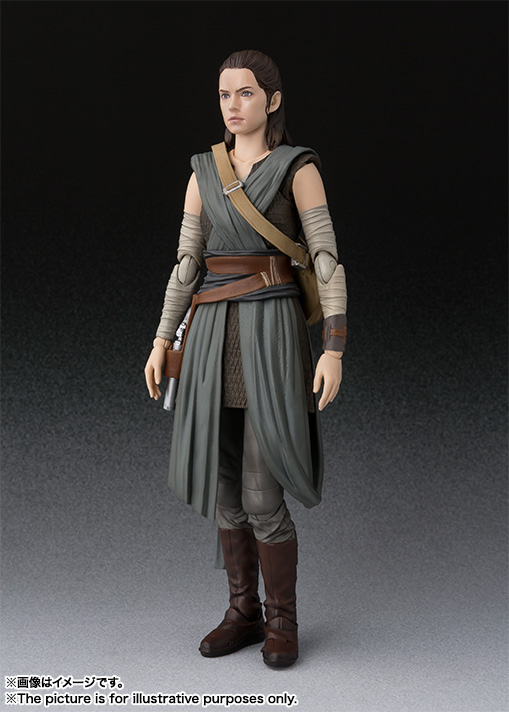 STAR WARS S.H.Figuarts - REY - The Last Jedi Item_0000012304_uLHZGISu_03