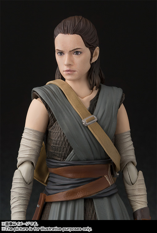 STAR WARS S.H.Figuarts - REY - The Last Jedi Item_0000012304_uLHZGISu_04