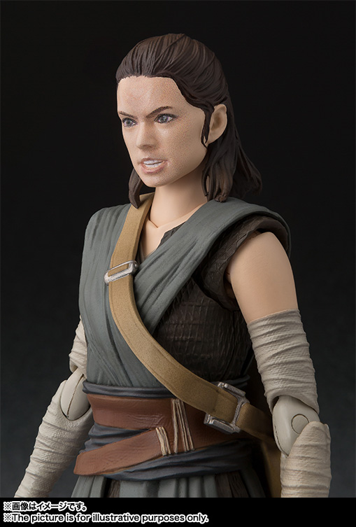 STAR WARS S.H.Figuarts - REY - The Last Jedi Item_0000012304_uLHZGISu_05
