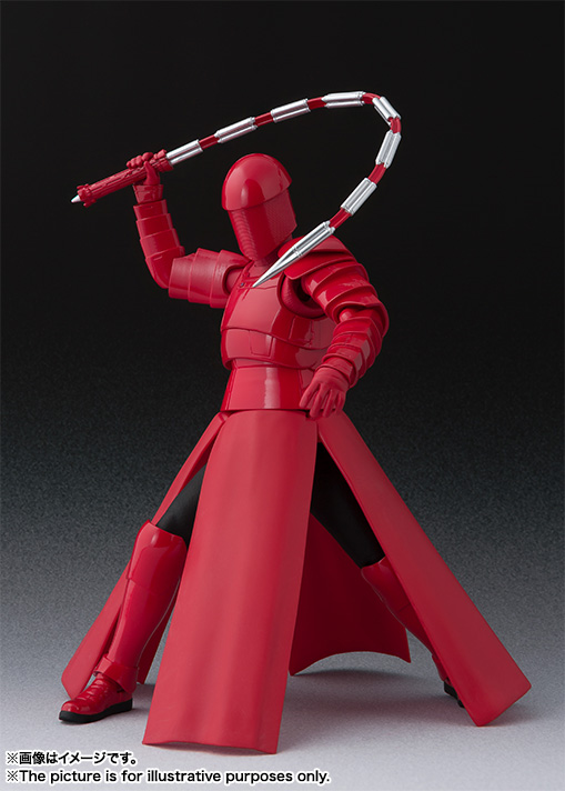 SHFiguarts Elite · Pretorian · Guard (Whip Staff) 01