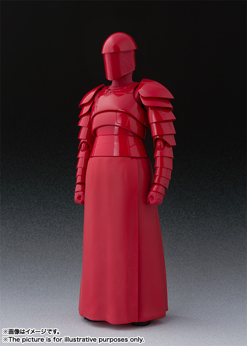 SHFiguarts Elite · Pretorian · Guard (Wip Staff) 02