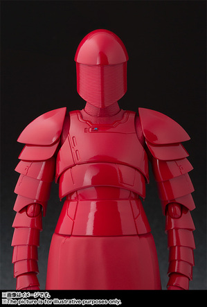 SHFiguarts Elite · Pretorian · Guard (Whip Staff) 03