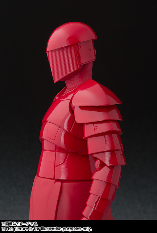 SHFiguarts Elite · Pretorian · Guard (Whip Staff) 04