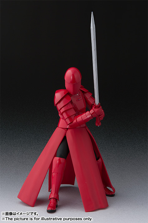 SHFiguarts Elite · Pretorian · Guard (Whip Staff) 05