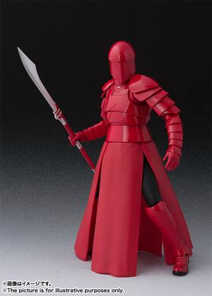 SHFiguarts Elite · Pretorian · Guard (Whip Staff) 06
