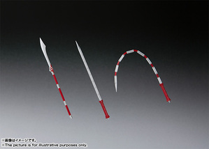 SHFiguarts Elite · Pretorian · Guard (Whip Staff) 07