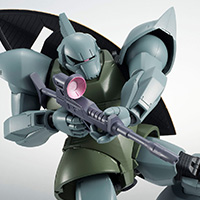 ROBOT魂 <SIDE MS> MS-14A 量産型ゲルググ&C型装備 ver. A.N.I.M.E.